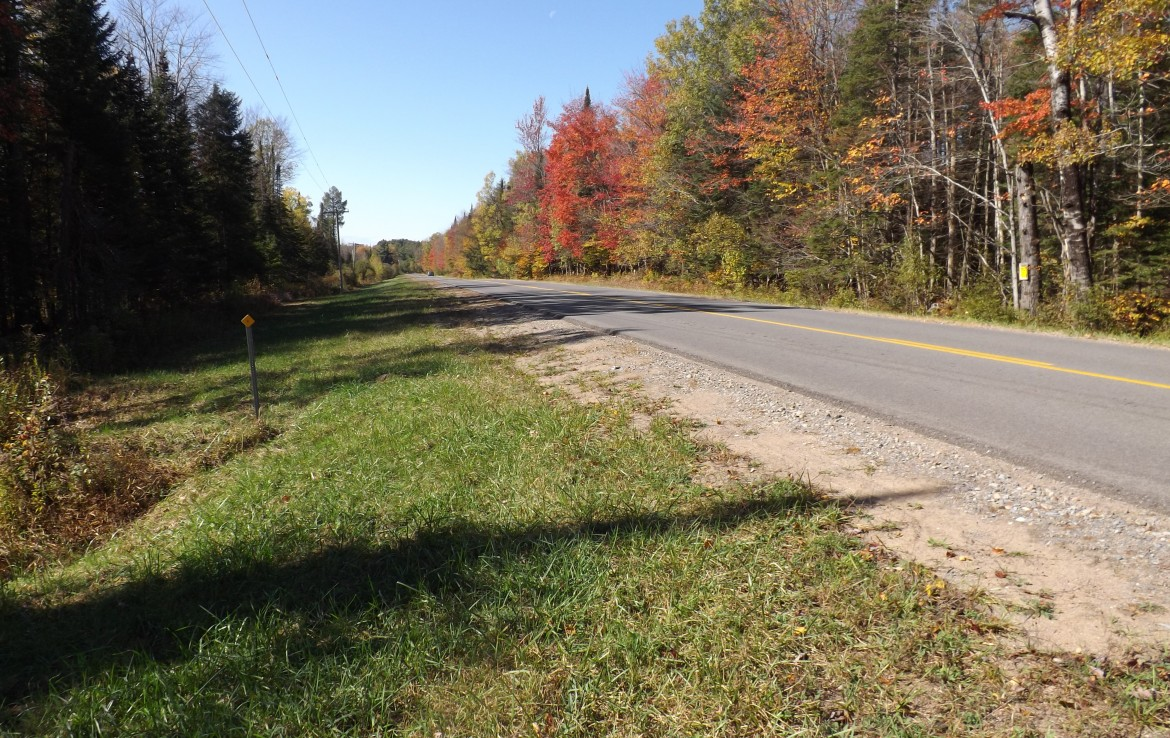108 acres with road frontage land for sale NY