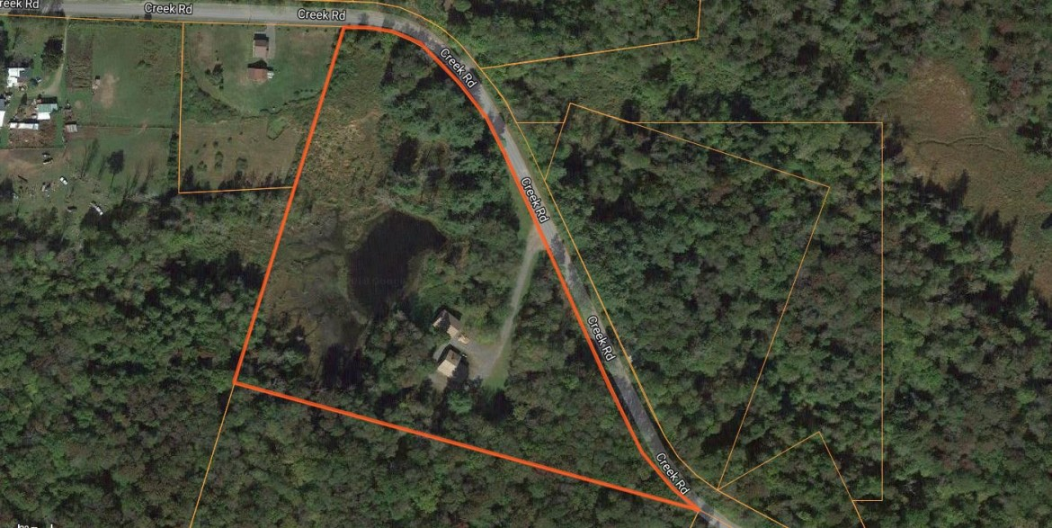 map hunting land for sale