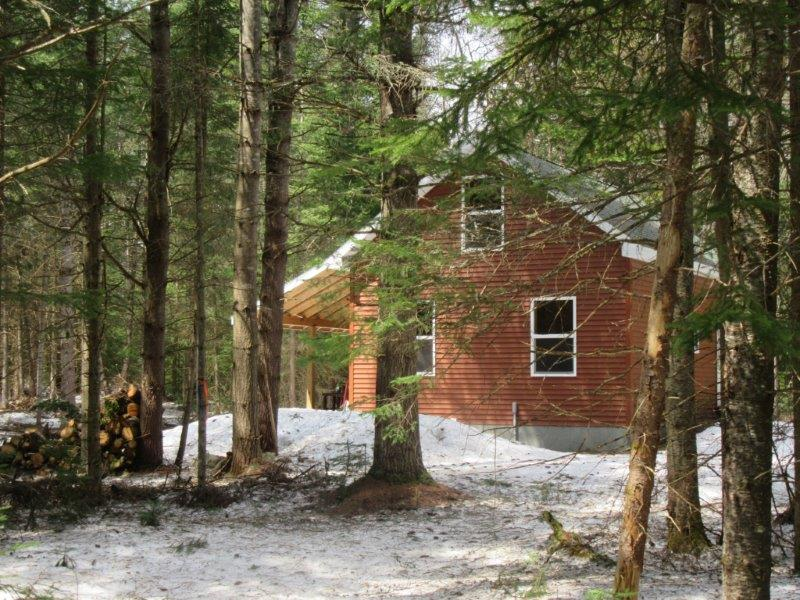 Land and Cabin for sale adirondacks