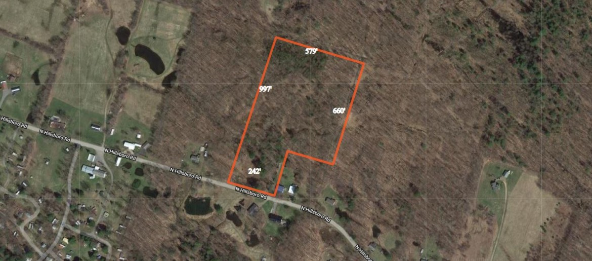 Map woodlands for sale camden ny