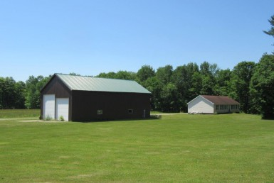5 acres land for sale in the heart of the Tug Hill built to last!