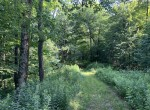 25 acres Land with Turn Key Fishing and Hunting Camp for sale!