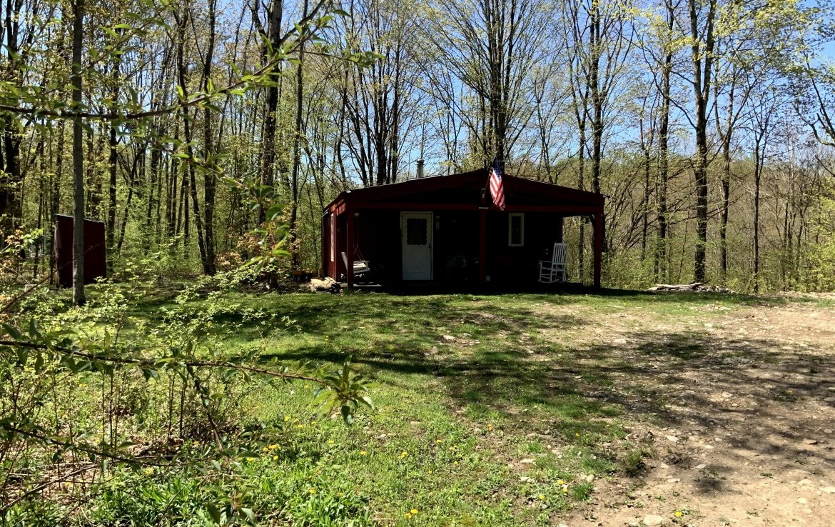 1.3 acre Land for Sale With Camp Williamstown, NY!