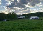 87.7 acre farmland with two ponds and beautiful views in Brookfield, NY!
