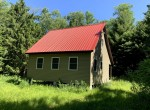 27 acres Land For Sale with Year-Round Hunting Cabin, Redfield, NY!