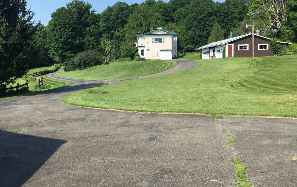 5 Bedroom Country Estate for Sale on 5o Acres, Russell, NY!