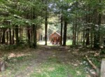 3.9 acre Secluded Land for Sale With Woodland Camp, German, NY!