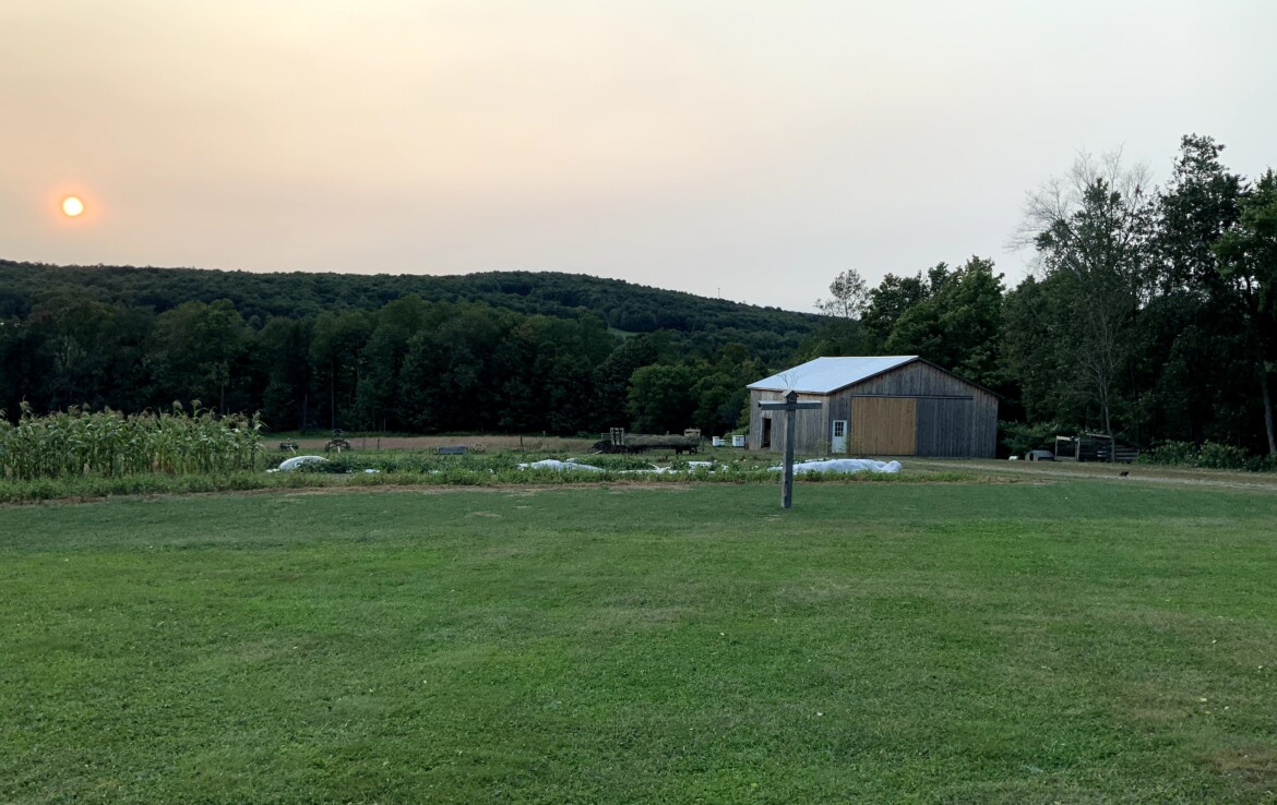 42 acres Land and Ready to Go Country Homestead For Sale Brookfield, NY!