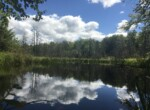 Ideal Hunting Camp or Country Home with Trails, Stream and Beaver Pond!
