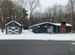1,386 Sq Ft Ranch Style Home For Sale on 1 acre In Blossvale, NY!