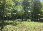 Great Lot for Camping, Fishing, and Canoeing on Private Rd Near State Land!