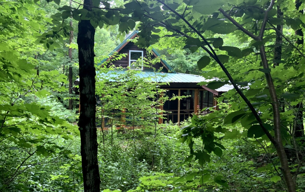 4 Season Hunting/Fishing & Snowmobile Property, Across from Stateland!