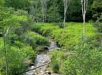 Ideal Cabin/Home Site with Stream and Country Views!