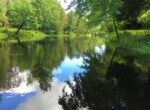 33 Acre Riverfront Property with Camper Harrisville NY