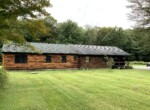 5 acres with 7 Bedroom Log Home and Pole Barn Taberg NY