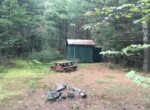 ATV Friendly Retreat Bordering State Forest with Established Tent Site!
