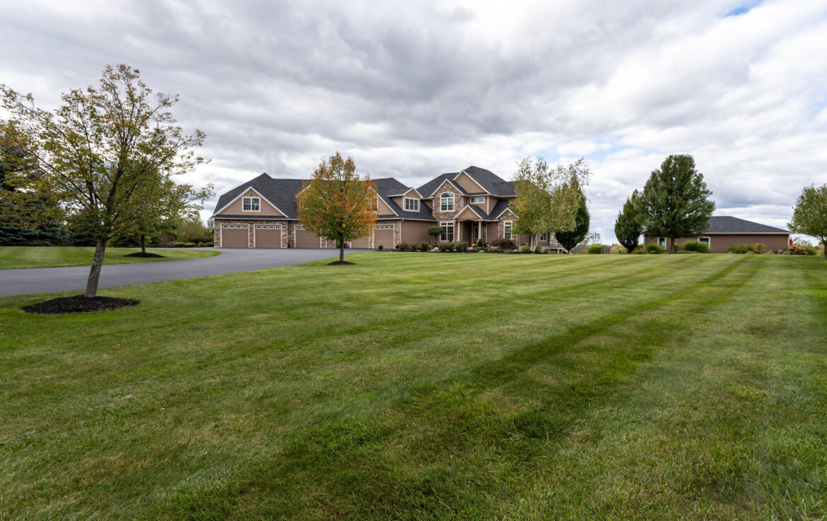 Entertainers Dream with Large Living Area, Pool, and Finished Basement!