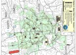Horse and Snowmobile Trail Map
